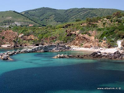 Felciaio Beach, Island of Elba